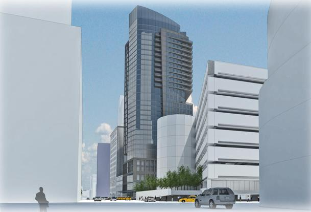 Plans for 40 Trinity Place unveiled