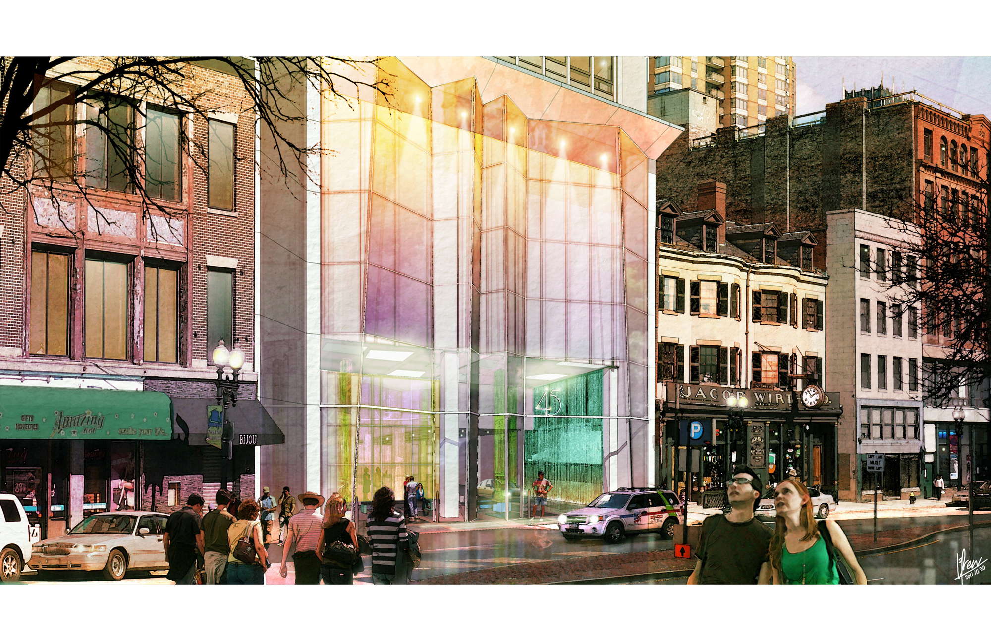 AvalonBay to begin construction on Stuart Street tower
