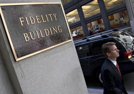 Fidelity's former headquarters to be redeveloped?