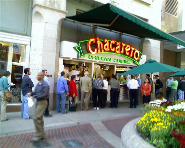 Chacarero plans for expansion
