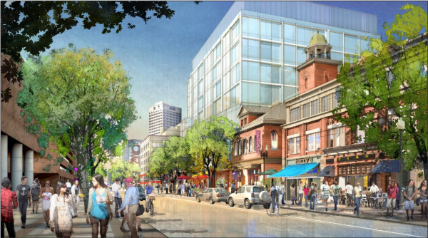 Update: Kendall Square development