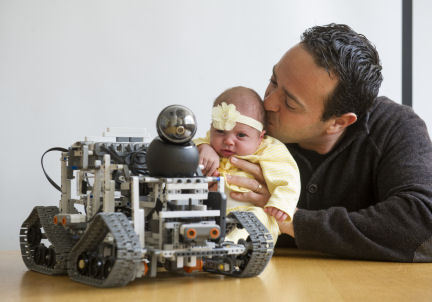 Cambridge Startup Aims to Change the Face of Robotics