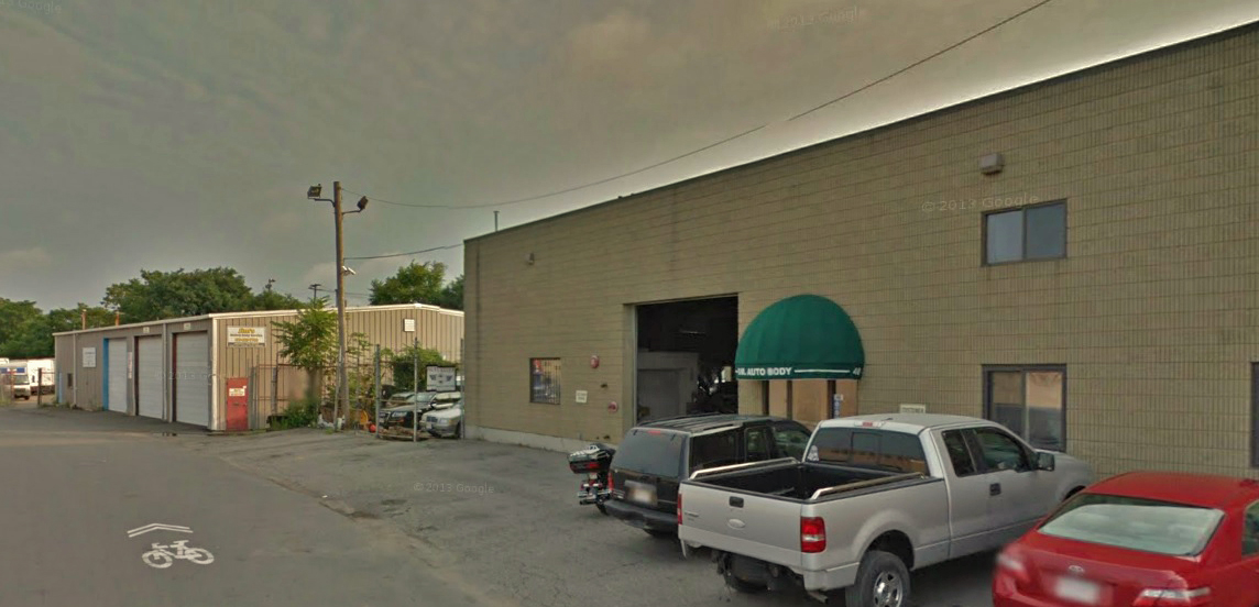 Leased: 4,000 Sq Ft of Industrial Space in Somerville
