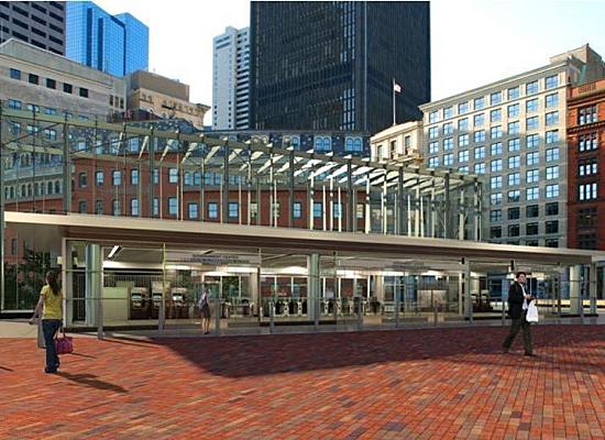 Government Center Station Closure