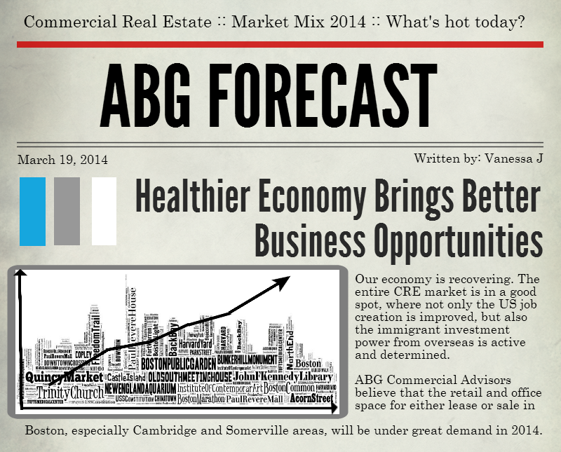 Healthier Economy Brings Better Business Opportunities