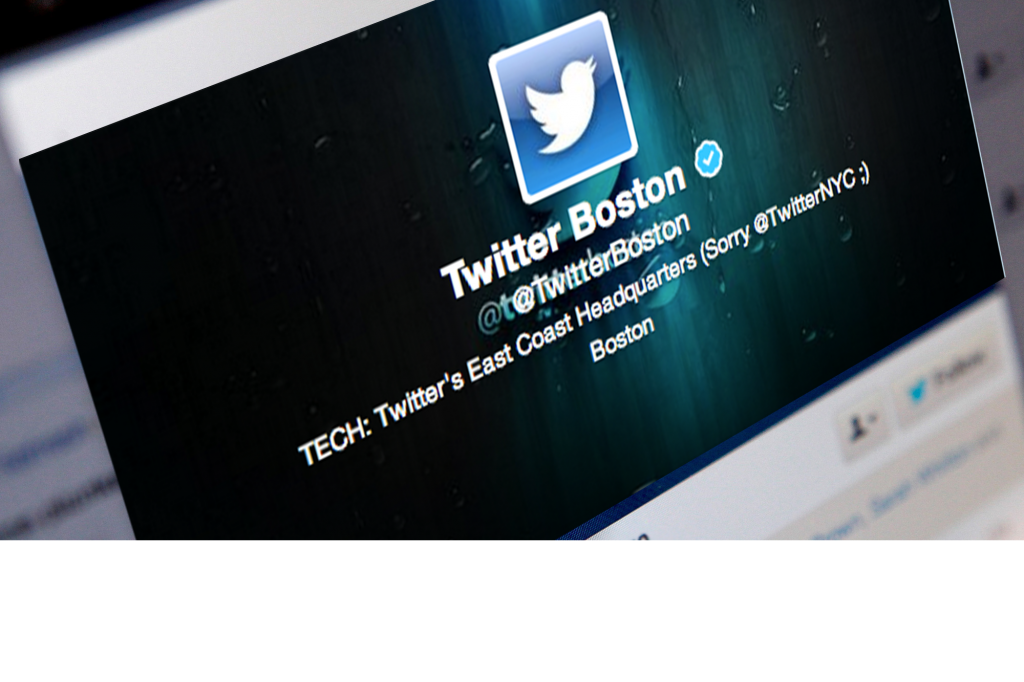 twitter page of boston headquarter