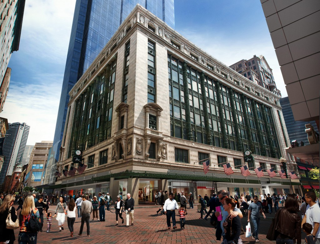 International Tenants Make Downtown Crossing a Real Estate Hot Pot and a Future Retail Battlefield