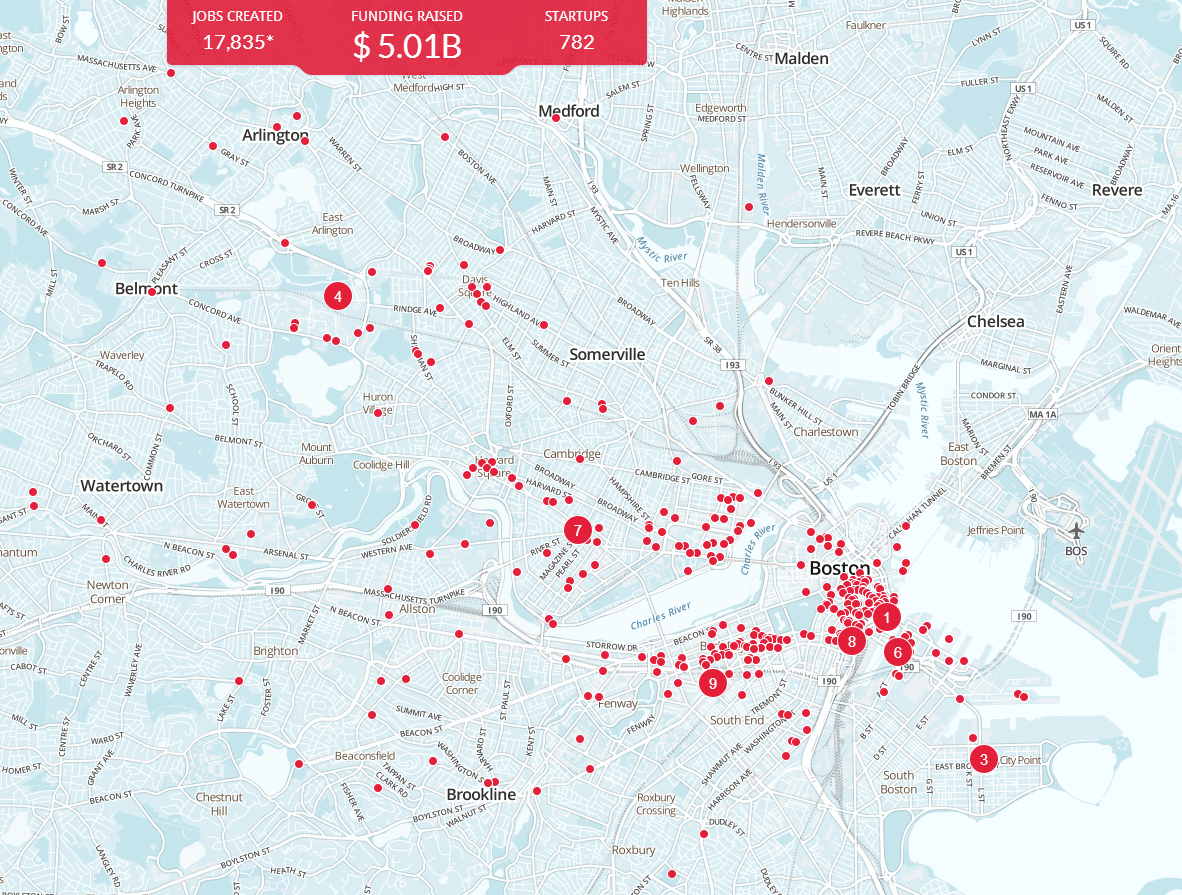 Bostonlicon Valley Is Coming  – Boston's tech scene is getting hotter