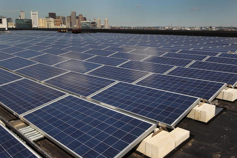 Repurposing Industrial Property Roofs with Solar Panels