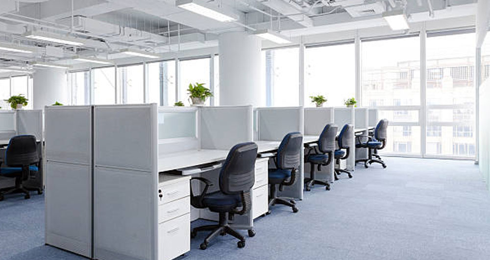 Flexible Space Overtakes Open-Office Plans