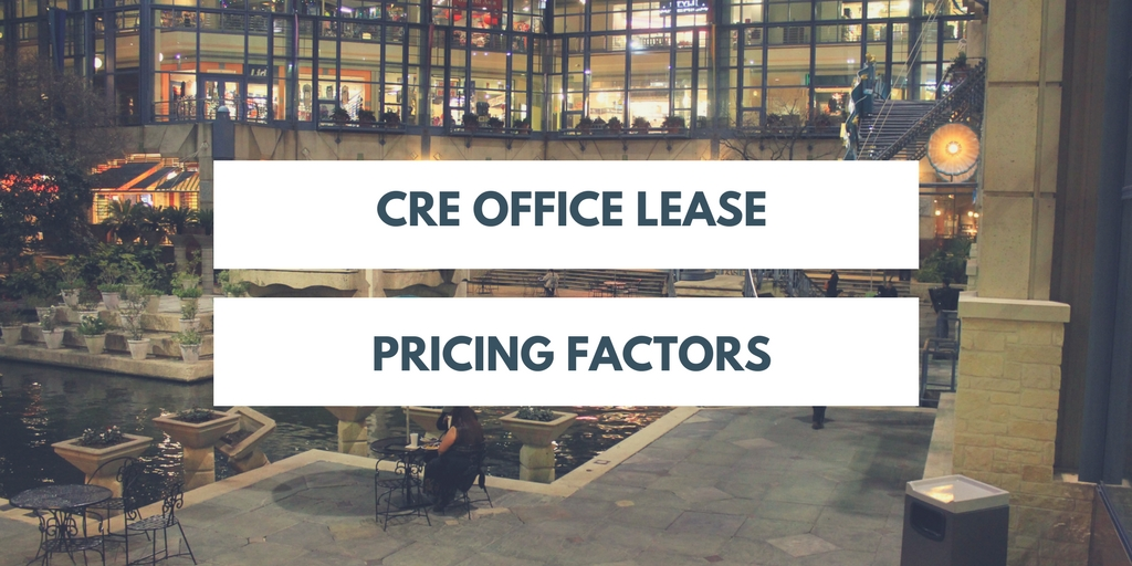 4 Factors that Impact Pricing for Office Leases