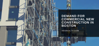 Demand for Commercial New Construction Projects in Boston