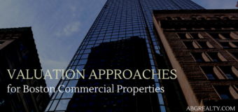 CRE Valuation Approaches for Boston Commercial Properties