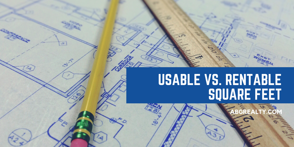 Usable versus Rentable Square Feet in Boston Commercial Office Space Leases