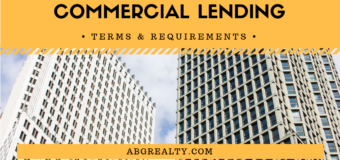 Common Commercial Real Estate Lending Terms and Requirements