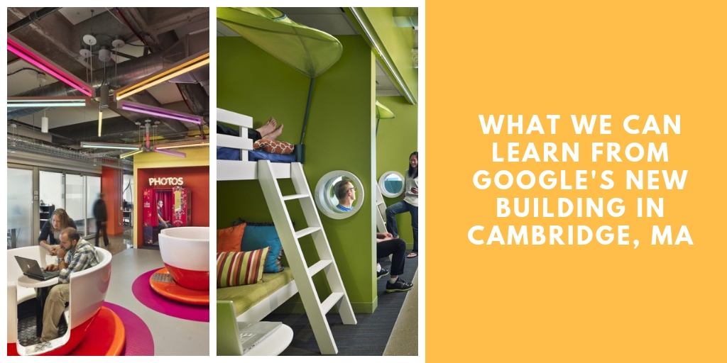 What We Can Learn from Google's New Office Building in Cambridge MA