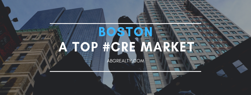 Reasons Why Boston Is One of the Top Commercial Real Estate Markets