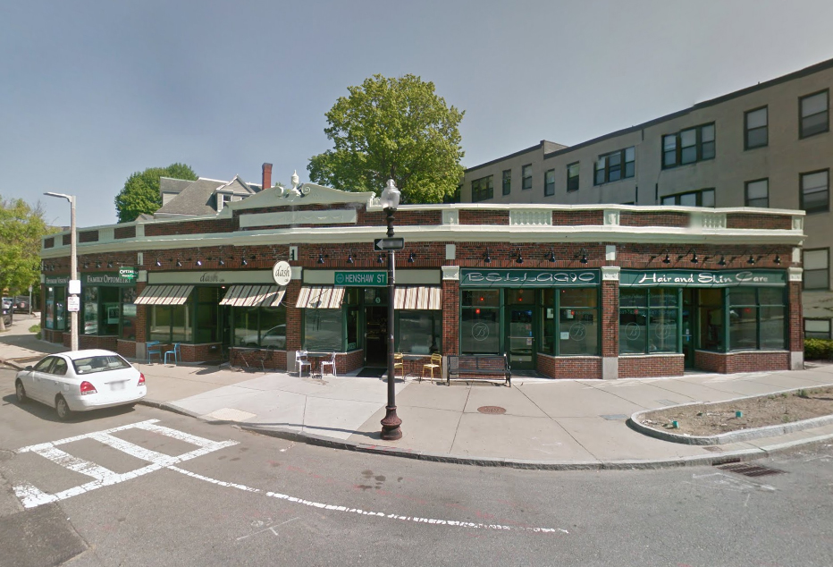 2,000 SF Retail Spaced Leased in Brighton