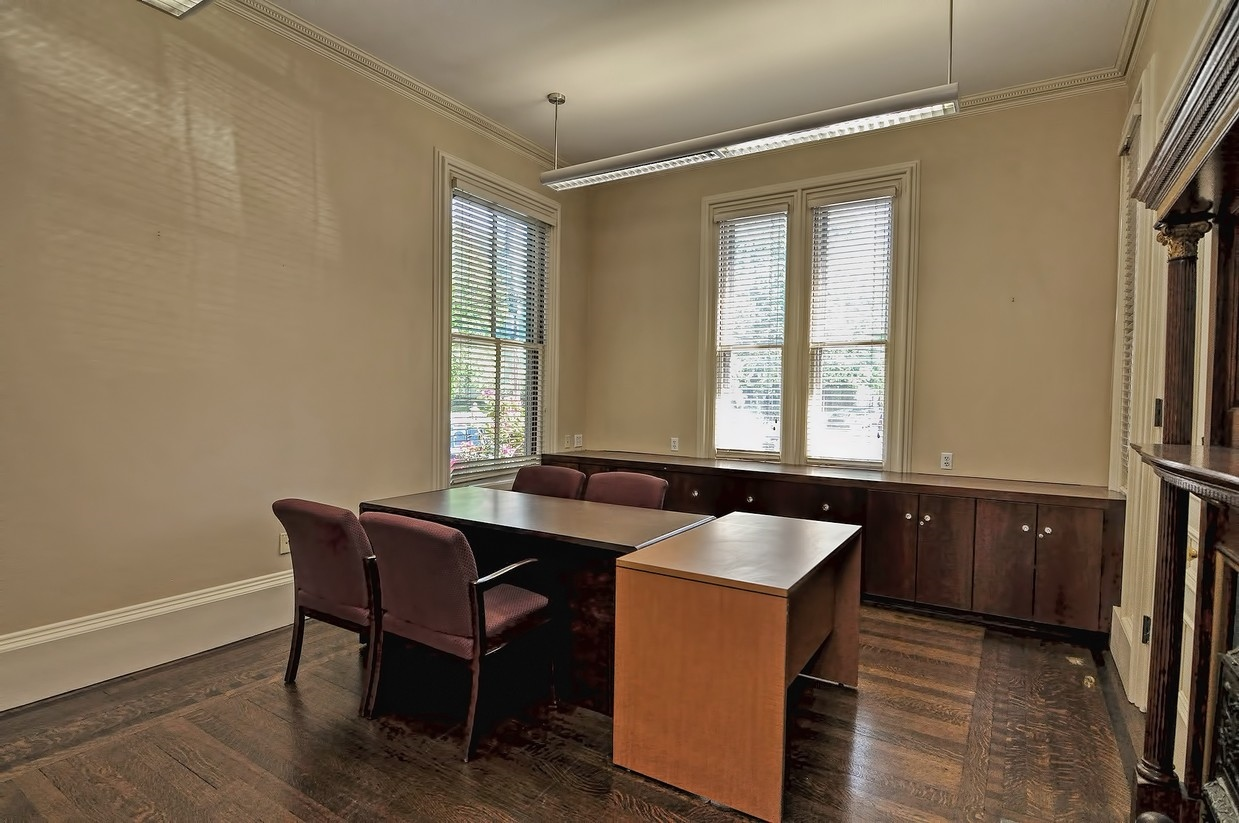 Office Space For Lease in Historic Building