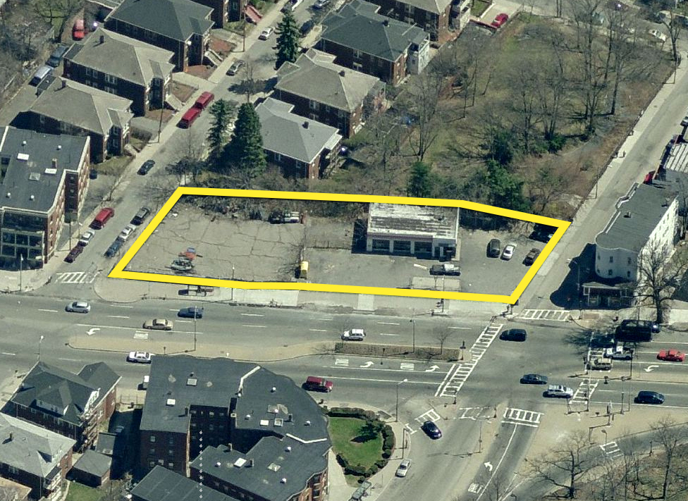 20,833 SF Lot For Lease In Dorchester