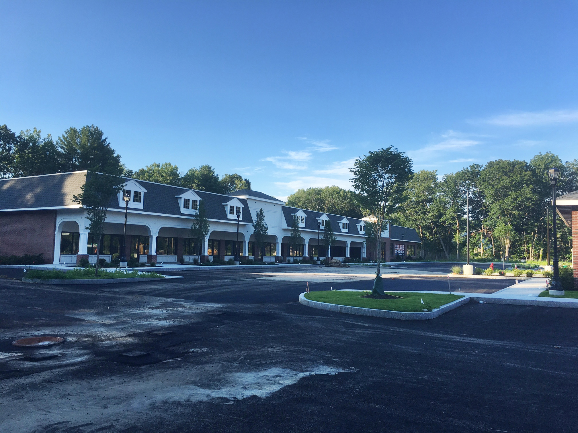 Westford Retail Plaza New Development For Lease