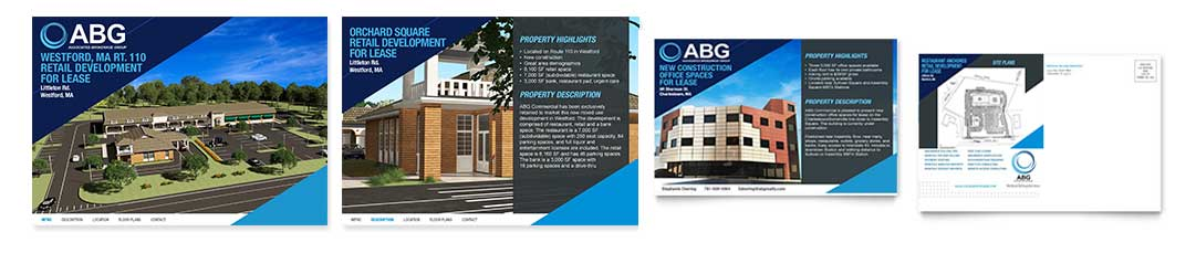 ABG Commercial print media