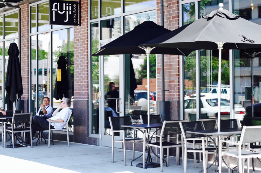 Fuji Leases Restaurant Space At New Ink Block Development